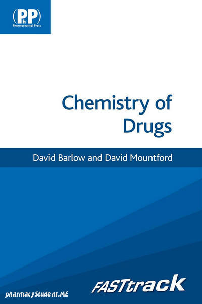 FASTtrack Chemistry of Drugs Book Free