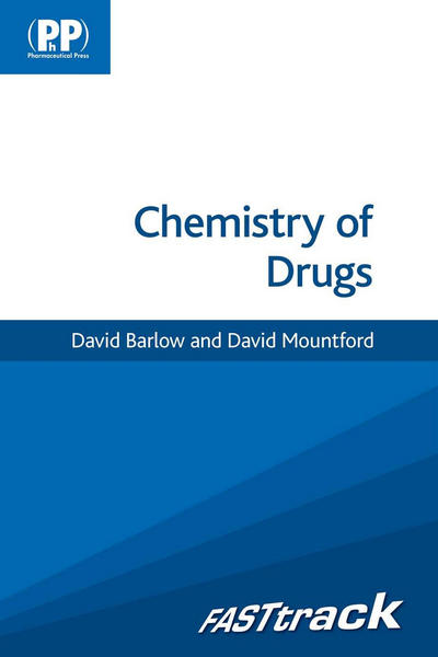 FASTtrack Chemistry of Drugs Book