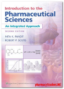 Introduction to the pharmaceutical sciences an integrated approach free download