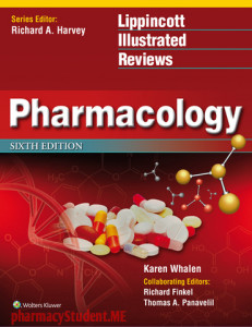 Lippincott Illustrated Pharmacology Review 6th edition free download