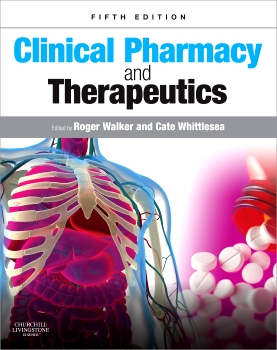 Roger Walker clinical pharmacy and therapeutics