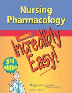 pharmacology made incredibly easy pdf nursing pharmacology made incredibly easy pdf nursing pharmacology review pharmacology made insanely easy