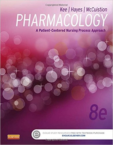 Pharmacology: A Patient-Centered Nursing Process Approach, 8th ED Book Reviews
