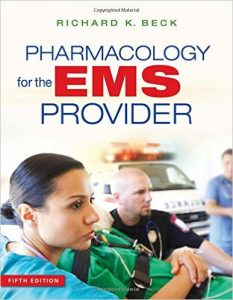 Pharmacology for the EMS Provider 5th Ed
