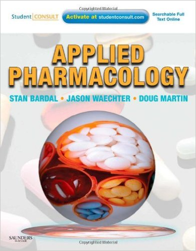 Applied Pharmacology: With STUDENT CONSULT Online Access