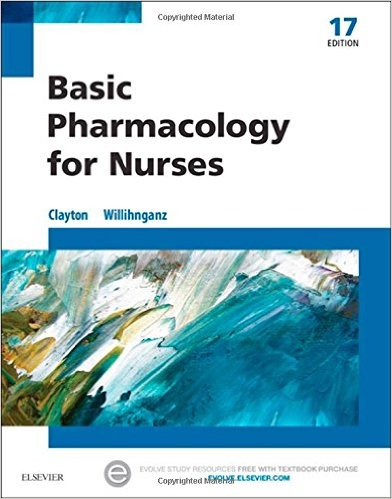Basic Pharmacology for Nurses, 17th Ed