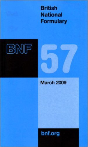 British National Formulary 57