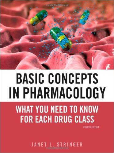 Basic Concepts in Pharmacology: What You Need to Know for Each Drug Class, Fourth Edition 4th Ed