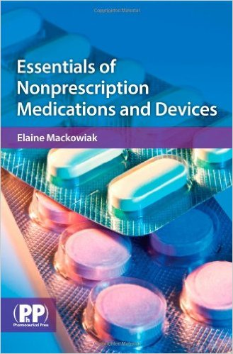 Essentials of Nonprescription Medications and Devices 1st Ed