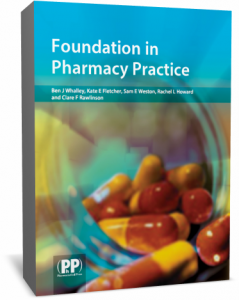 Foundation in Pharmacy Practice 1st Ed