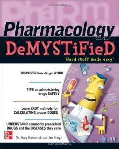 Pharmacology Demystified 1st Ed