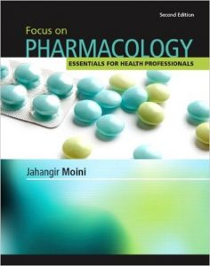 Focus on Pharmacology 2nd Ed