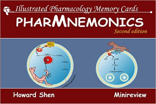 Illustrated Pharmacology Memory Cards: PharMnemonics 2nd Ed