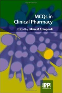 MCQs in Clinical Pharmacy 1st Ed