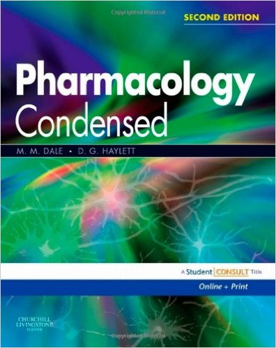 Pharmacology Condensed: With STUDENT CONSULT Online Access 2nd Ed