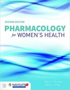 Pharmacology For Women's Health 2nd Ed