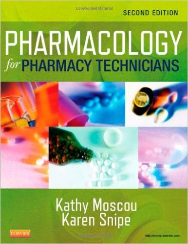Pharmacology for Pharmacy Technicians 2nd Ed