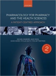 Pharmacology for Pharmacy and the Health Sciences: A patient-centred approach 2nd Ed