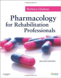 Pharmacology for Rehabilitation Professionals 2nd Ed