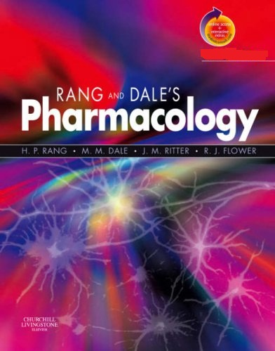 Rang & Dale's Pharmacology Flash Cards Updated