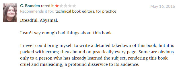 Reader's Reviews on Chemistry DeMYSTiFieD Source: https://www.goodreads.com/book/show/1440890.Chemistry_Demystified?ac=1&from_search=true