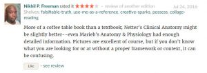 Readers Reviews on Atlas of Human Anatomy Including Student Consult Interactive Ancillaries and Guides