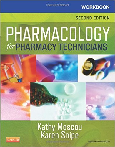 Workbook for Pharmacology for Pharmacy Technicians 2nd Ed